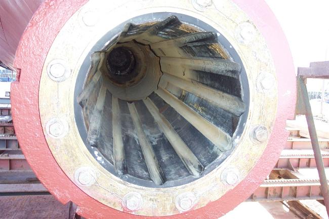 Cutlass Bearing 1 Shaft Drive : Repair shafts bearings