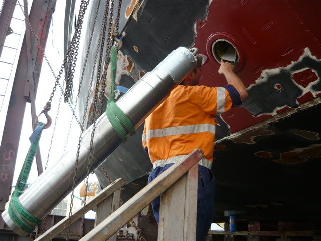 Marine Surveys at Ship Repair New Zealand